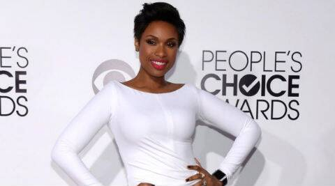 Jennifer Hudson is currently trying to get her fitness routine back on track after splurging on calorie-laden treats over the festive season. (Reuters)