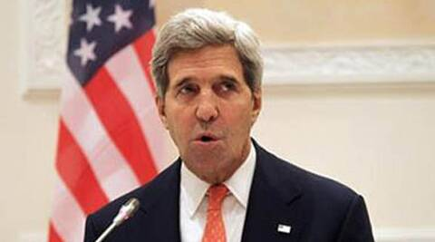 Secretary of State John Kerry, heading to the Mideast this weekend to discuss Iraq's stability, has fueled talk about U.S.-Iranian cooperation.