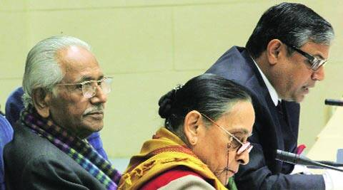 Family, friends are learnt to be unhappy that the late Verma (left) did not get Padma Vibhushan. ARCHIVE