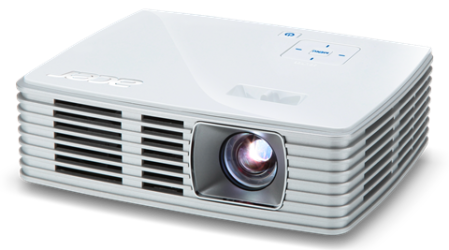 Review Acer K135 projector: Bright, but still very portable