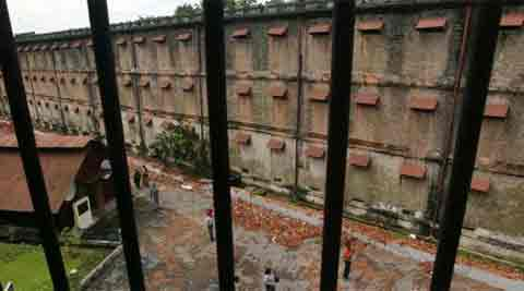 This was a prison built to torture and demoralise inmates. (AP)