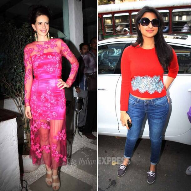 Parineeti Chopra, Kalki Koechlin brighten up