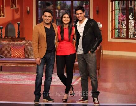 Parineeti, Sidharth reveal their funny side