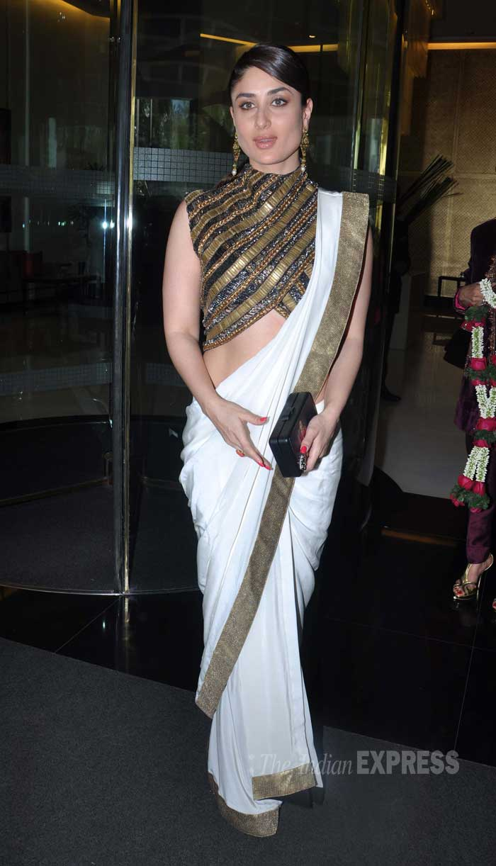 Kareena Kapoor goes desi for Luncheon