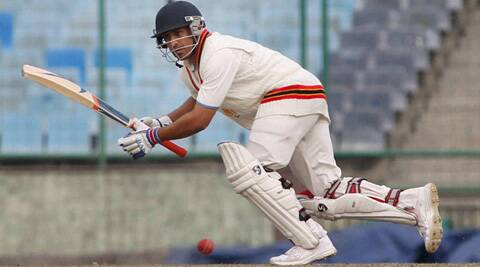 Karnataka will certainly not like to declare their innings and ideally want Karun Nair to complete a double hundred (PTI)