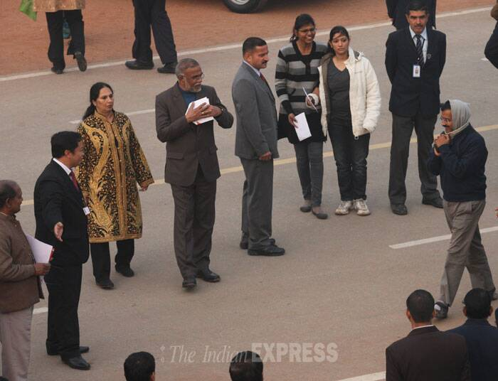 For Beating the Retreat, President brings back the buggy