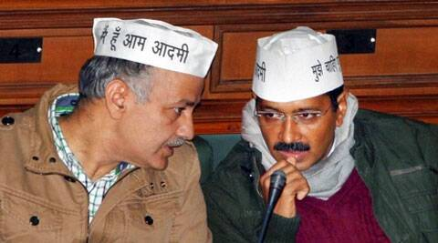 Besides  Chief Minister Arvind Kejriwal, the petitioner has made AAP leaders Manish Sisodia, Shanti Bhushan and Prashant Bhushan as party in his PIL. (File photo: PIL)