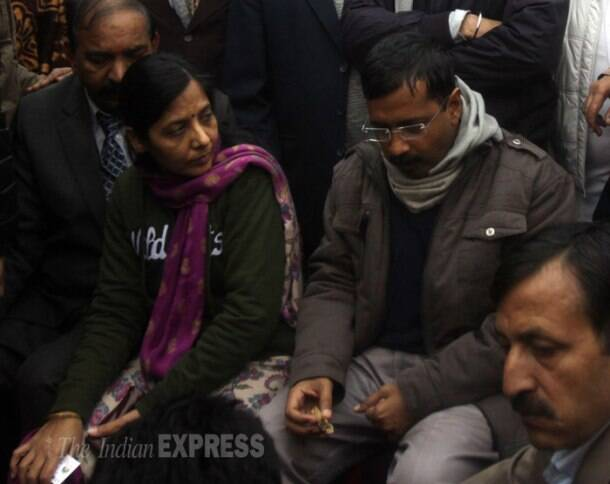 Arvind Kejriwal rules out talks, will flood Rajpath with AAP men