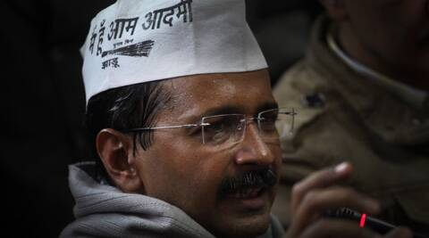 """After a rape takes place, then we demand immediate arrest of the culprits. But that is not sufficient. Why would rapes happen in the first place""? Kejriwal said. (Express Photo)"