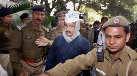 Kejriwal has been declining to take security cover keeping up with his Aam Aadmi Party's policy to end VIP culture in politics. (PTI)