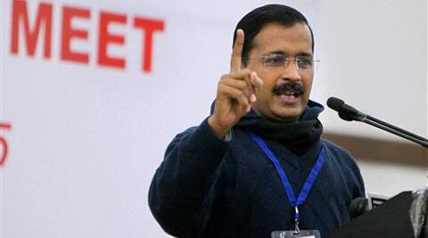 "Arvind Kejriwal reminded the L-G that ""you have taken an oath to protect the constitution, and not to be loyal to a party or the home ministry"". (AP)"