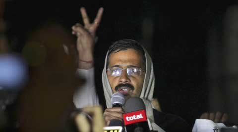 Arvind Kejriwal had ended his protest claiming 'victory' for the people of Delhi.