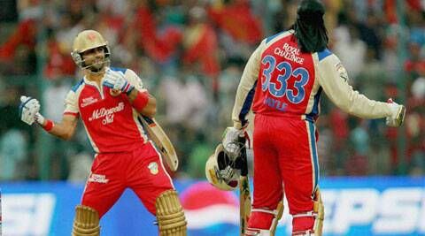 Royal Challengers Bangalore announced on Thursday that they will be retaining skipper Kohli, Gayle and AB de Villiers (PTI)