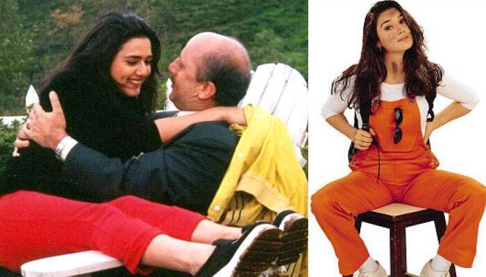 In the year 2000, Preity Zinta featured in Kundan Shah's 'Kya Kehna', which dealt with the issue of teenage pregnancy. The movie was a superhit and established Preity Zinta in the league of A list actresses.