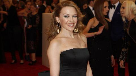 Kylie Minogue on dealing with a break-up: You come out the other side, being super busy and on the cusp of so many things helps to move on. (Reuters)