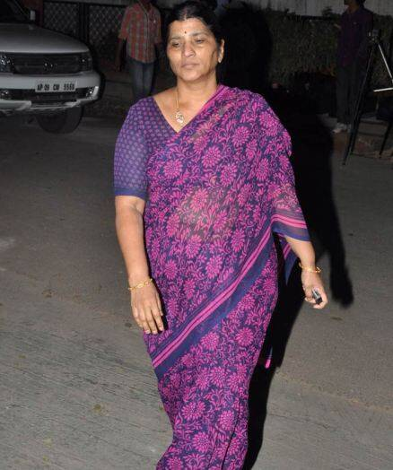 Ntr Wife Lakshmi Parvathi Lakshmi Parvathi Wife of Late