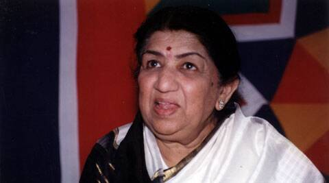 Lata will be felicitated by the BJP's prime minister candidate a Modi to commemorate the song. (Express Archive)
