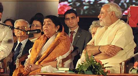 "Lata Mangeshkar said after the function ended she was called by Pandit Jawahar Lala Nehru. ""At first I was nervous, thinking I have committed some mistake. But when I met Panditji (Nehru), I saw tears in his eyes."" ""Lata, tumne aaj mujhe rula diya,"" she said quoting the Prime Minister."