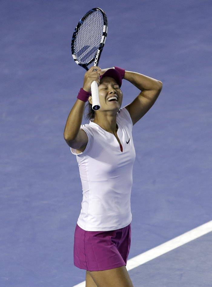 Australian Open: Li Na ends long wait