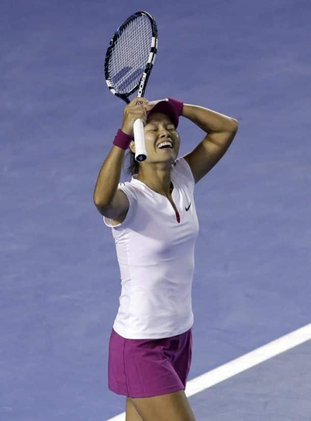 Australian Open: Li Na ends long wait