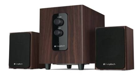 Review Logitech Z443 Multimedia Speakers: High on bass, good with the rest