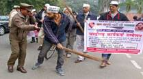 University says no to  AAP rally on campus