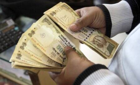 Indian rupee drops 16 paise against US dollar