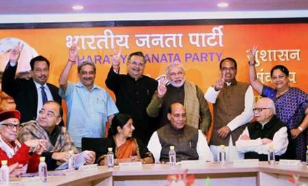 Assembly Elections: 3 states done,BJP focuses on next 3