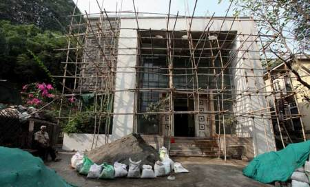 A touch of modernity for only Parsi museum