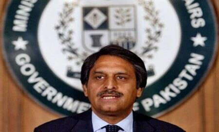 New Pak envoy to US Jilani to India: Take advantage of PM Sharif's peace initiative