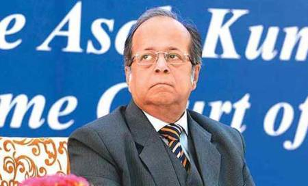 Justice Ganguly yet to decide on resigning as WBHRC chairman