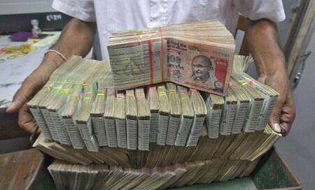 Indian rupee down 15 paise against dollar in morning trade