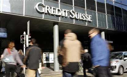 Credit Suisse 'overweight' on Indian stock markets,bets big on cyclicals,defensives tolag