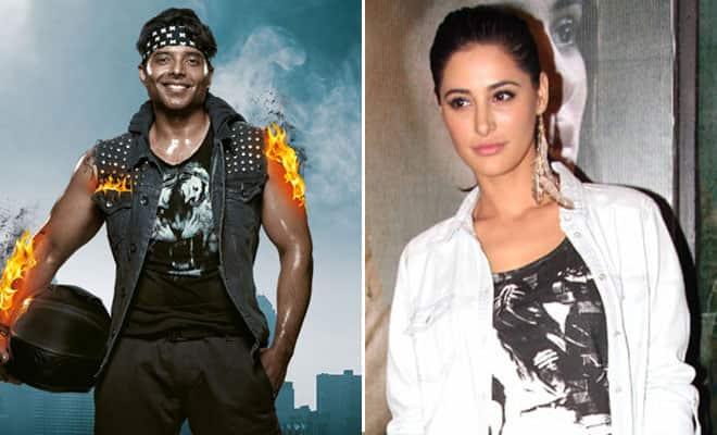 Uday Chopra   s girlfriend Nargis Fakhri attends Rani-Aditya   s    Uday Chopra Girlfriend