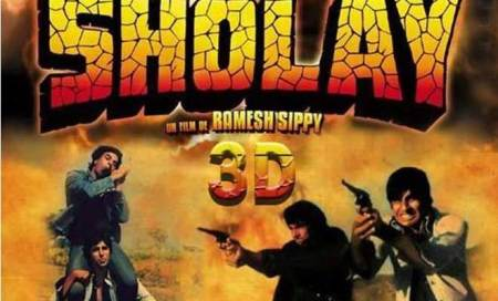Reviews: Sholay 3D in theatres,Chinese whispers in the bookshelf