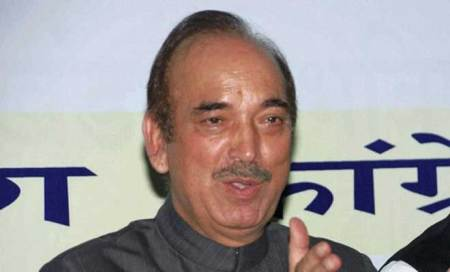 """India just nine-days away from being """"polio-free"""" says Ghulam NabiAzad"""