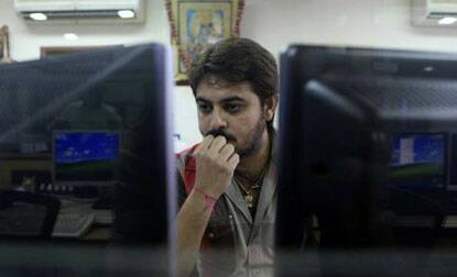 Foreign institutional investors' pour in over Rs 1,000 crore inequities