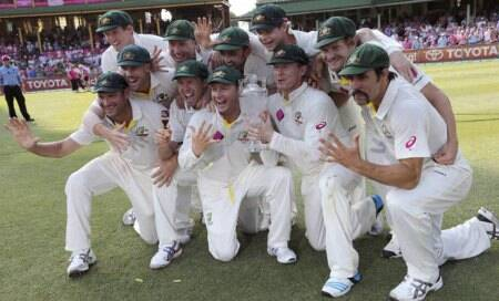The Ashes: Australia crush England to seal 5-0 sweep
