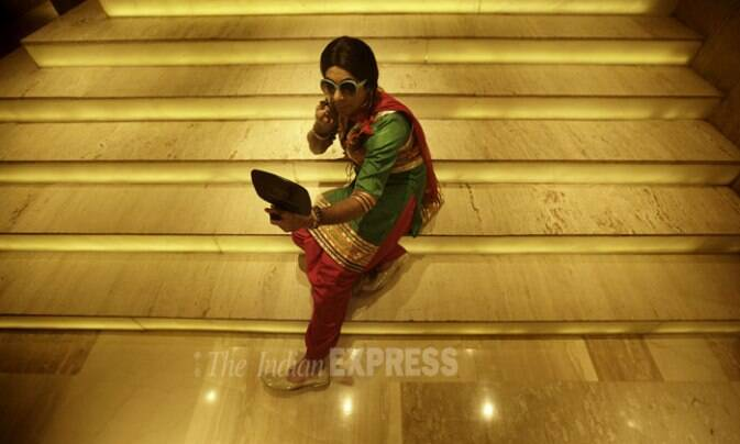 Sunil Grover aka Gutthi is back on TV in a new avatar