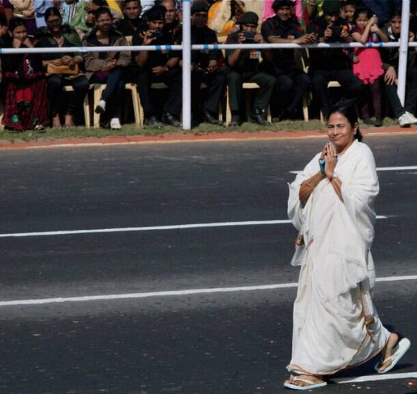 Republic day celebrations in West Bengal