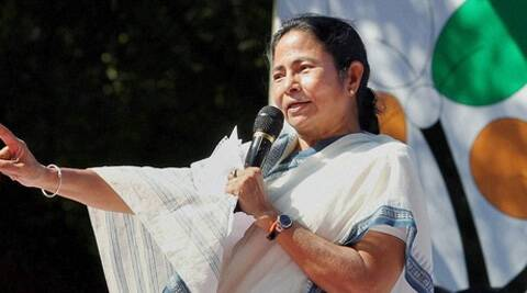 Mamata Banerjee, the Chief Minister of West Bengal, said the central government had been mired in a mess-up.