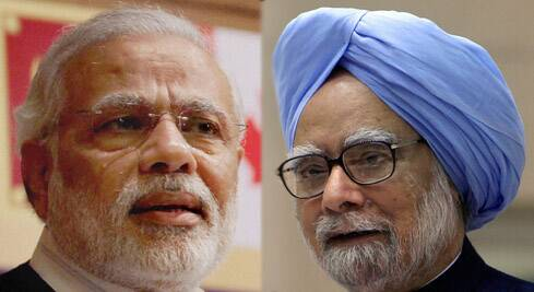 PM Manmohan Singh dismisses Modi-wave in country