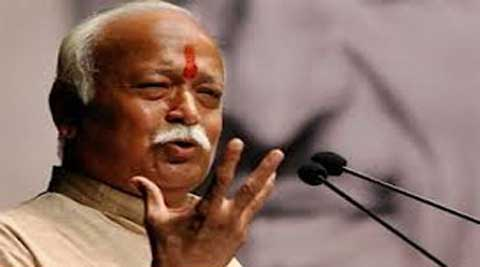 RSS chief Mohan Bhagwat has warned the BJP ahead of the Lok Sabha elections to not take the emerging AAP lightly.