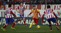 Barcelona, Atletico Madrid content with draw, Real Madridlurking