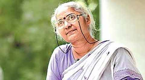 Activist Medha Patkar announced her decision of joining AAP.