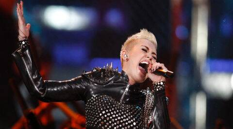Guitarist of Kasabian, Serge Pizzorno: We (the music industry) created Miley Cyrus, man, that's our fault. (Reuters)