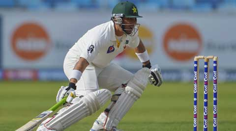 Skipper Misbah admitted Pakistan's chances of levelling the series largely depend on the pitch (AP)