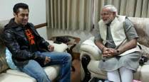 Modi hosts Salman for lunch; actor says each state needs a CM as loved as BJP's PMcandidate