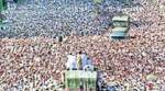 Over a lakh pray for Syedna, visitgrave