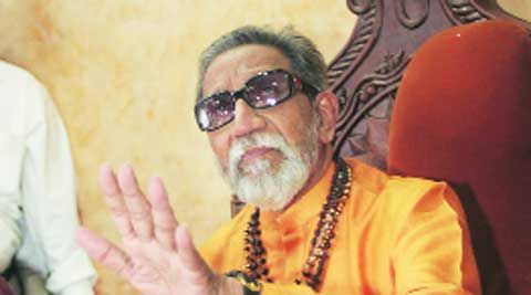 The site for Bal Thackeray's memorial has become a vexed issue.